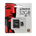 Memory Card Micro SD 32GB with SD adapter