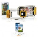 Waterproof Housing for Samsung Galaxy S3 and S4